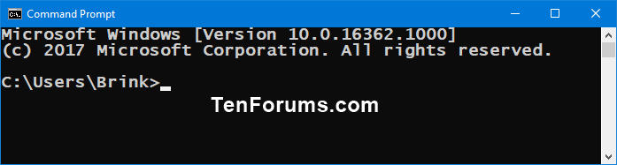Change Console Window Font and Font Size in Windows-command_prompt_font-4.png