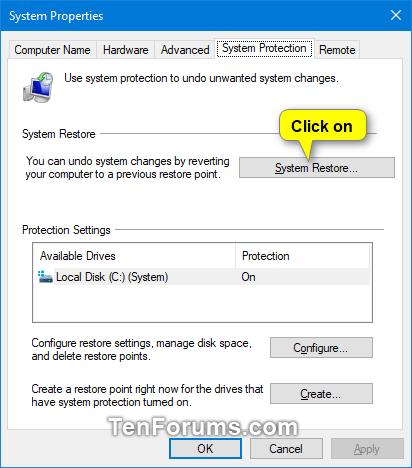 Undo a System Restore in Windows 10-undo_system_restore-4.png