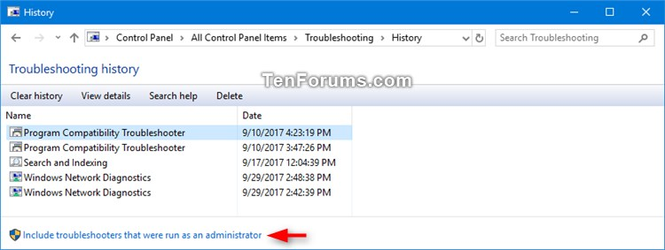 Name:  View_troubleshooting_history-2.jpg