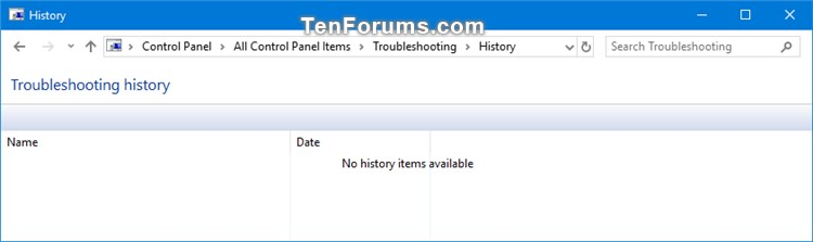 Clear Troubleshooting History in Windows 10-clear_troubleshooting_history-2.jpg