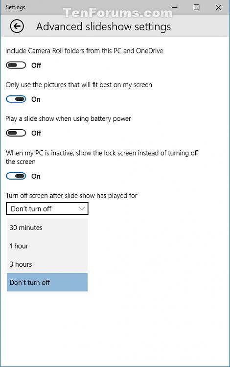 how to set lock screen windows 10 background