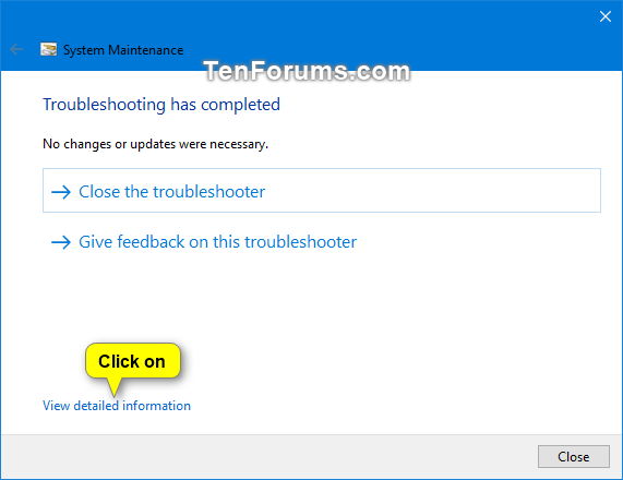 Run System Maintenance Troubleshooter in Windows-system_maintenance_troubleshooter_run_as_administrator-5.png