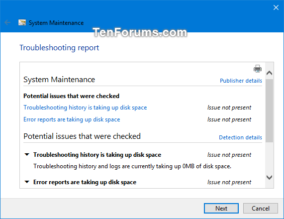 Run System Maintenance Troubleshooter in Windows-system_maintenance_troubleshooter_run_as_administrator-6.png