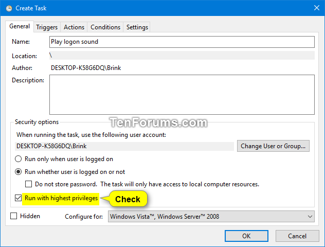 How to Play Sound at Logon (Sign-in) in Windows 10-play_sound_at_logon_task-4.png