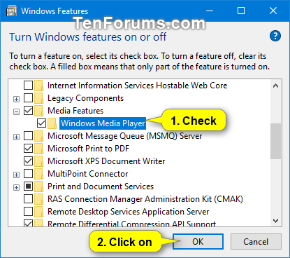 How to Install or Uninstall Windows Media Player in Windows 10-turn_on_windows_media_player_in_windows_features.png