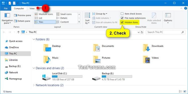 Delete $GetCurrent folder in Windows 10 | Tutorials