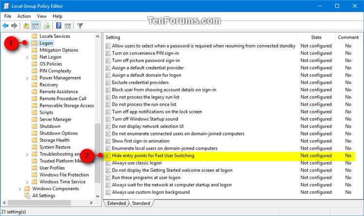 Name:  Fast_User_Switching_gpedit-1.jpg Views: 374 Size:  102.9 KB