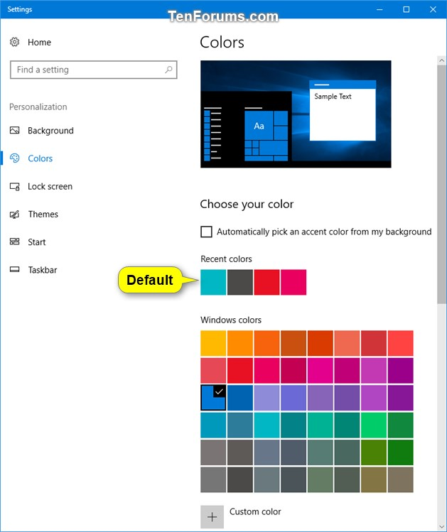 Name:  Recent_colors_in_Windows10.jpg