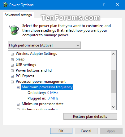 Change Maximum Processor Frequency in Windows 10-maximum_processor_frequency.png