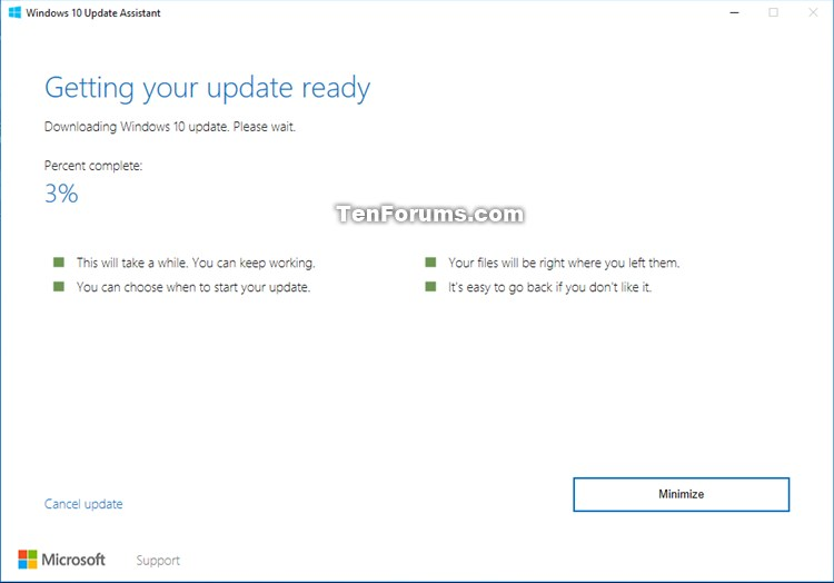 Update to Latest Version of Windows 10 using Update Assistant-windows_10_update_assistant-6.jpg