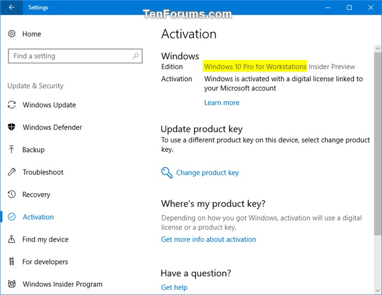 Upgrade windows 10 pro to windows 10 pro for workstations windows name w10proforworkstationsactivatedg views 21890 size 637 kb upgrade windows 10 ccuart Gallery