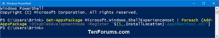 Name:  Re-register_Start_menu_current_user-1.jpg Views: 5534 Size:  31.3 KB