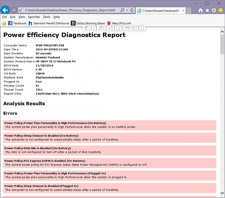 Click image for larger version.  Name:Power_Efficiency_Diagnostics_Report.png Views:897 Size:87.5 KB ID:15981