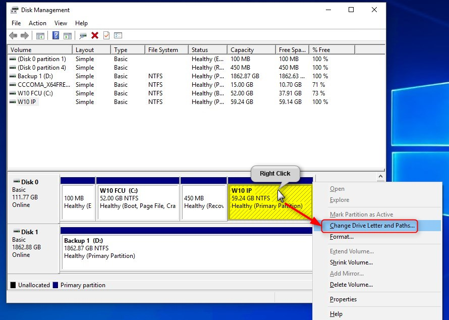 DISKPART - How to Partition GPT disk | Tutorials