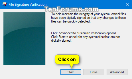 Verify if System Files and Drivers are Digitally Signed in Windows-sigverif-1.png