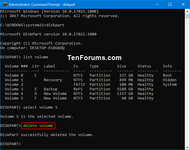 Name:  Delete_Volume_in_command_prompt-3.png Views: 263 Size:  28.8 KB
