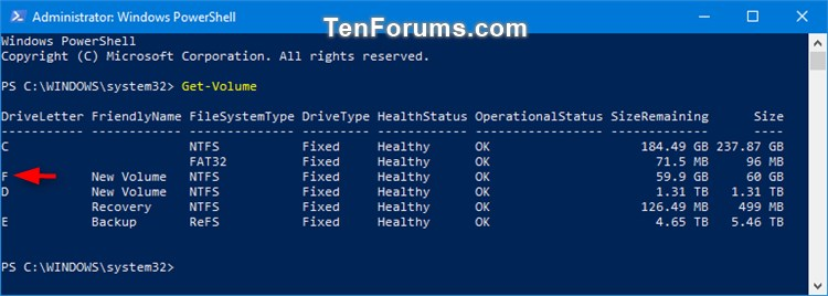 Name:  Delete_Volume_in_PowerShell-1.jpg Views: 126 Size:  51.1 KB