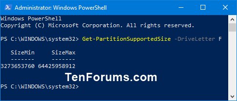 Name:  Extend_Volume_in_PowerShell-2.png Views: 2821 Size:  9.8 KB