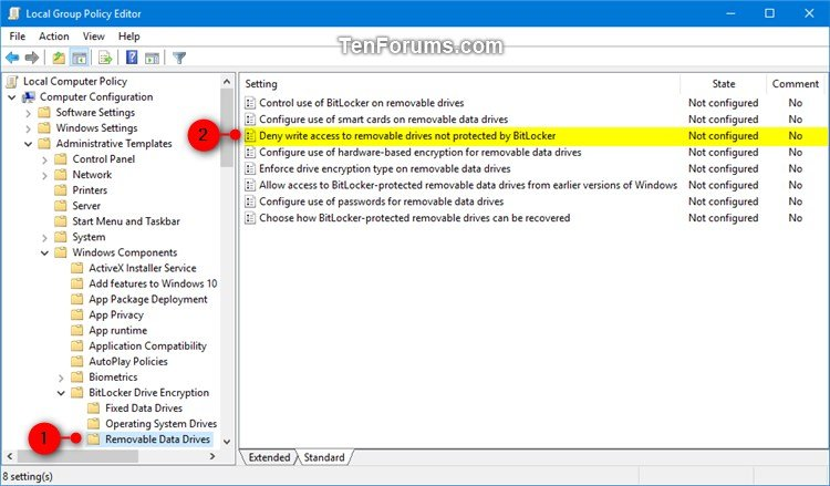 Name:  Deny_write_access_to_removable_drives_not_protected_by_BitLocker_gpedit-1.jpg Views: 171 Size:  76.5 KB