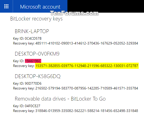 Unlock OS Drive Encrypted by BitLocker in Windows 10-unlock_bitlocker_os_drive_with_recovery_key-3.png