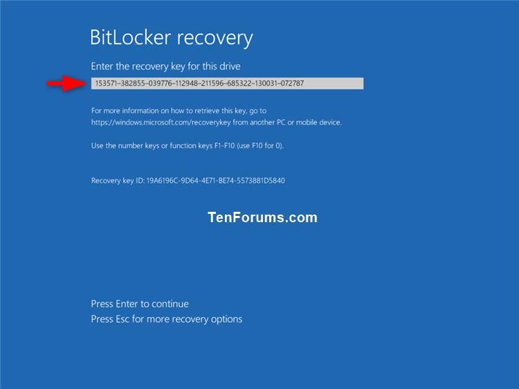 Unlock OS Drive Encrypted by BitLocker in Windows 10-unlock_bitlocker_os_drive_with_recovery_key-4.jpg