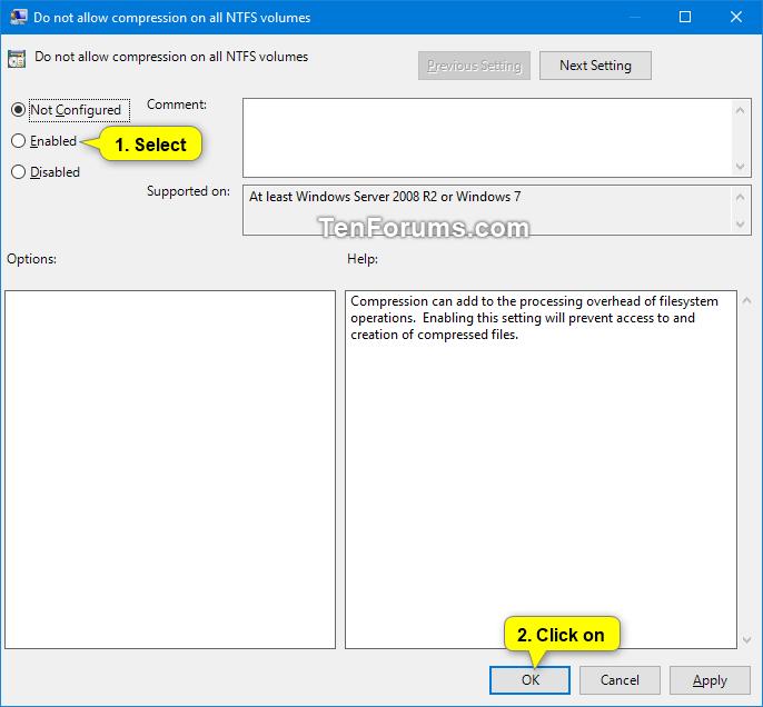 Name NTFS Compression Gpedit 2 Views 20131 Size 312 KB