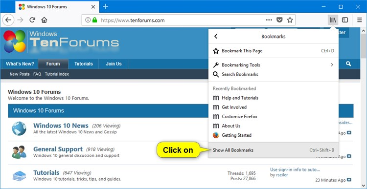 Name:  Firefox_Show_all_bookmarks-2.jpg Views: 5121 Size:  65.9 KB