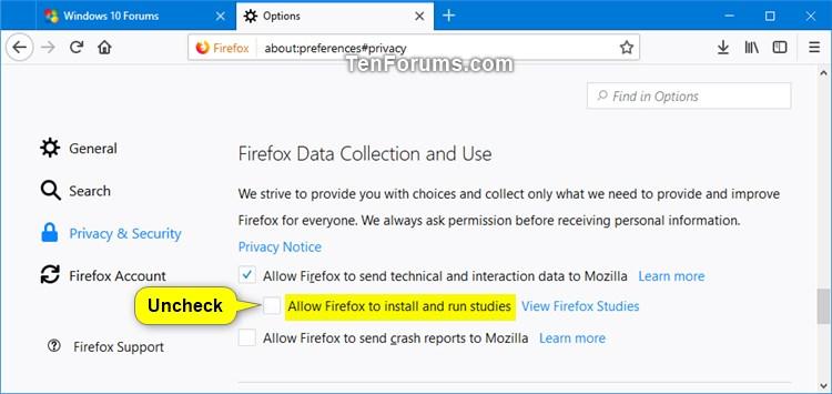 Name:  Firefox_SHIELD_Studies-2.jpg Views: 362 Size:  56.5 KB