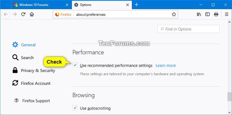 Name:  Firefox_performance_settings-2.jpg Views: 302 Size:  43.5 KB