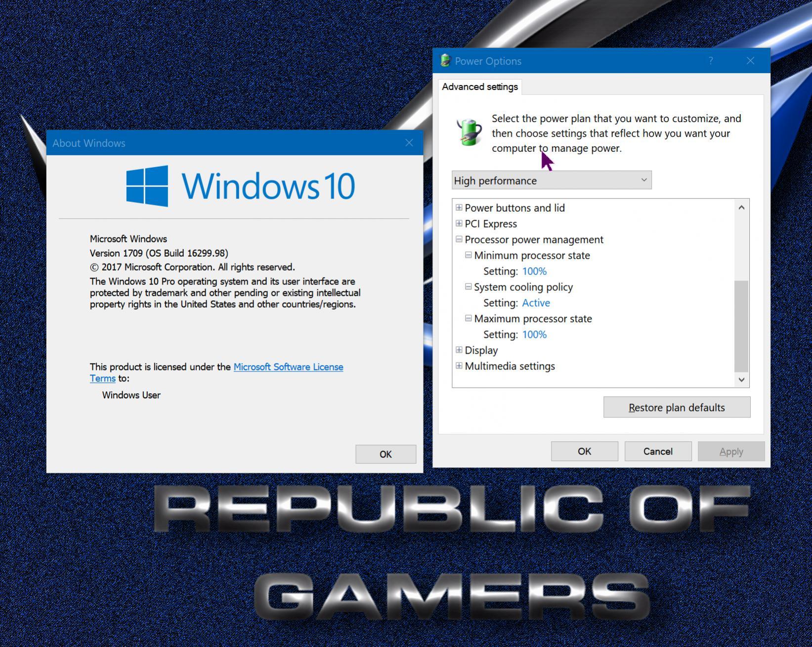 Change Maximum Processor Frequency in Windows 10 | Tutorials