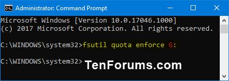 Name:  Enable_enforce_Disk_Quota_limit-command.png Views: 396 Size:  8.3 KB