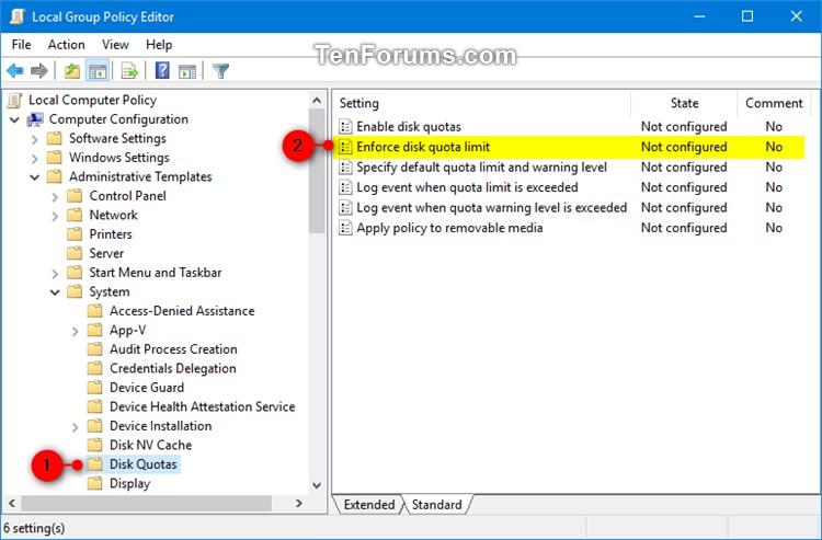 Name:  Enforce_Disk_Quota_limit_gpedit-1.jpg Views: 439 Size:  78.6 KB