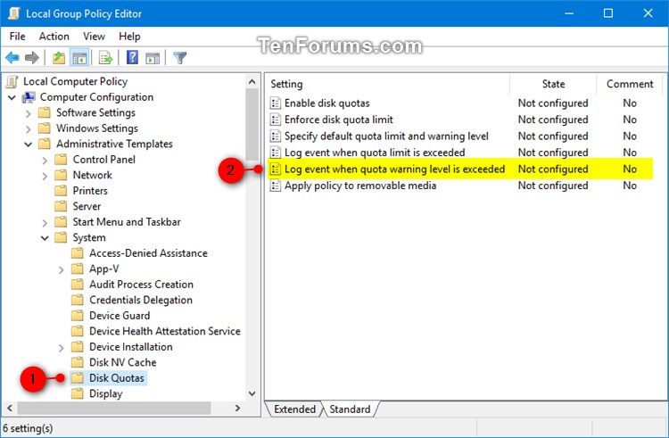 Name:  Log_event_Disk_Quota_warning_level_gpedit-1.jpg Views: 271 Size:  79.6 KB