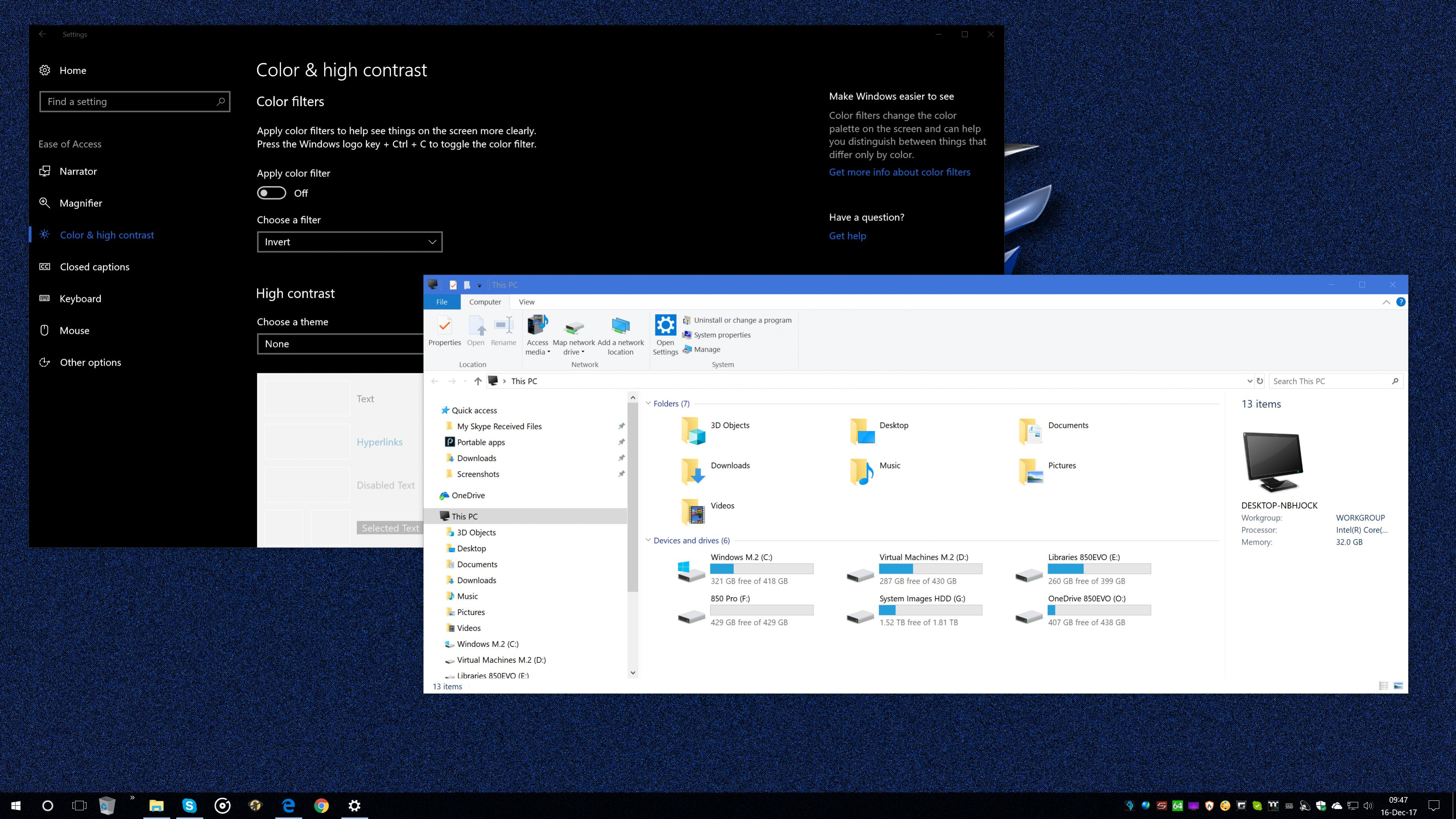 Change Default App & Windows Mode to Light or Dark Theme in Windows