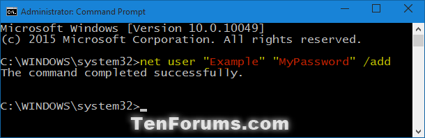 Add Local Account or Microsoft Account in Windows 10-add_user_command-2.png