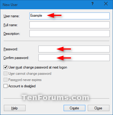 how to switch between users in windows 10