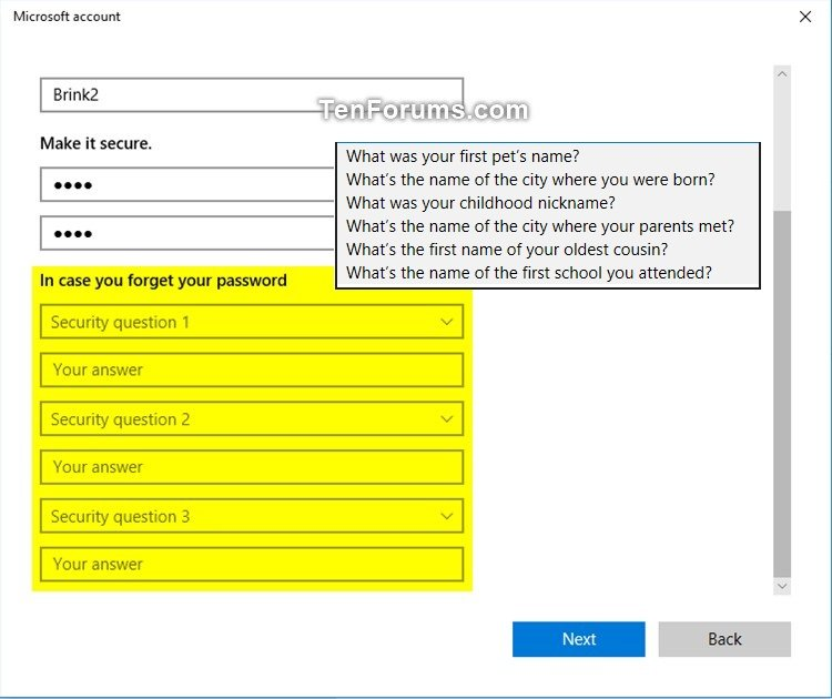 Add Local Account or Microsoft Account in Windows 10-local_account_security_questions.jpg