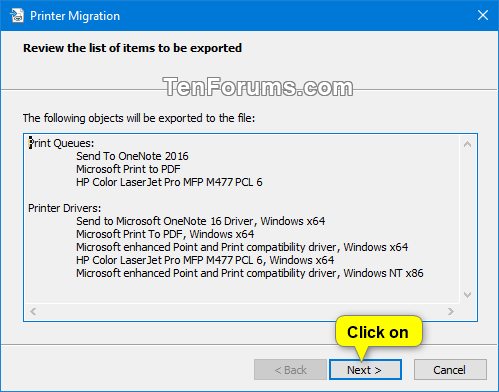 microsoft enhanced point and print compatibility driver