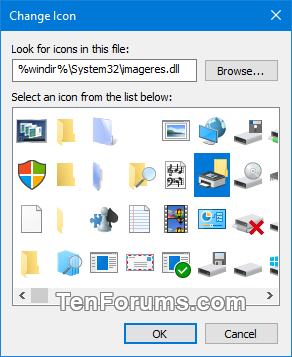 windows 10 how to create shortcut from usb