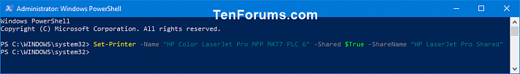Share a Printer in Windows 10-share_printer_in_powershell-2.png