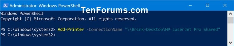 Name:  Add_Shared_printer_in_PowerShell-1.jpg Views: 17048 Size:  29.9 KB