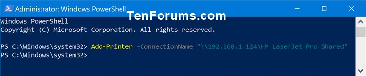 Name:  Add_Shared_printer_in_PowerShell-2.jpg Views: 14438 Size:  29.8 KB