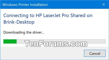 Add Shared Printer in Windows 10 | Tutorials