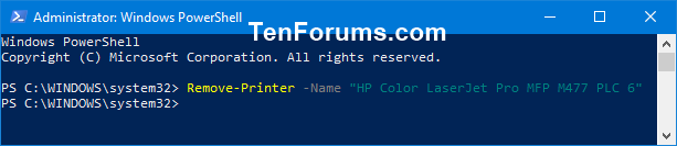 Name:  Remove_printer_in_PowerShell-2.png Views: 165 Size:  8.9 KB