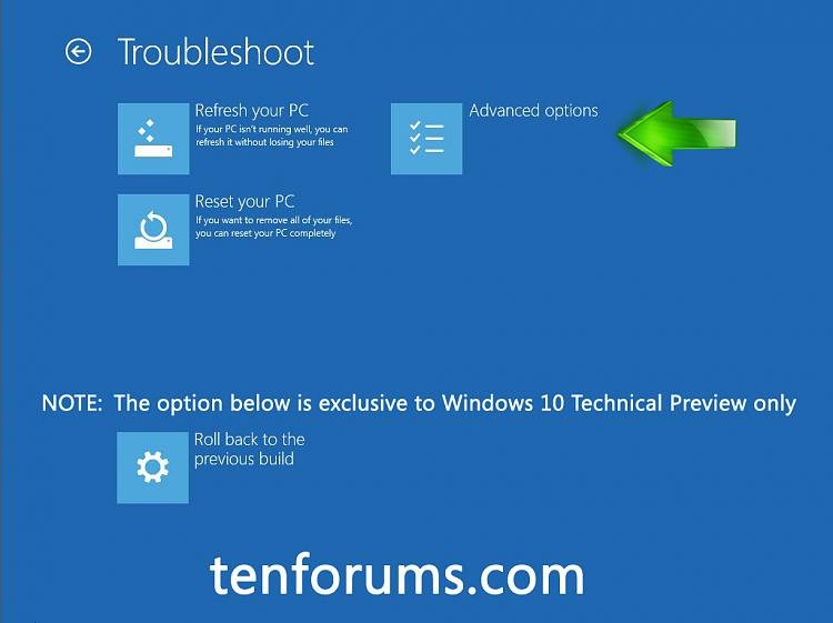 Enable and Disable Driver Verifier in Windows 10-troubleshoot-choice-2.jpg