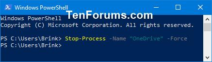 Kill a Process in Windows 10 | Tutorials