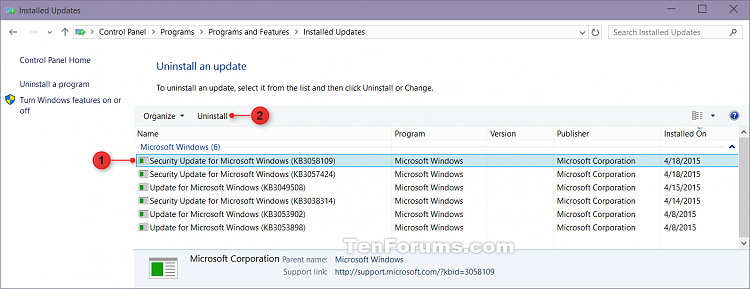 Click image for larger version.  Name:uninstall_Windows_Update_Control_Panel-2.png Views:1634 Size:67.6 KB ID:17104