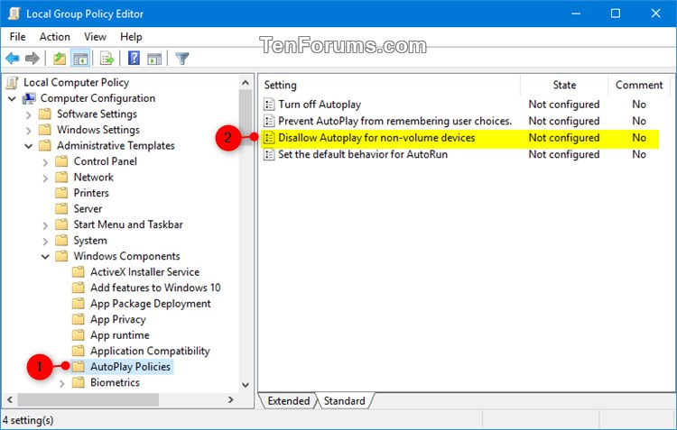 Enable or Disable AutoPlay for Non-volume Devices in Windows-autoplay_for_non-volume_devices_gpedit-1.jpg
