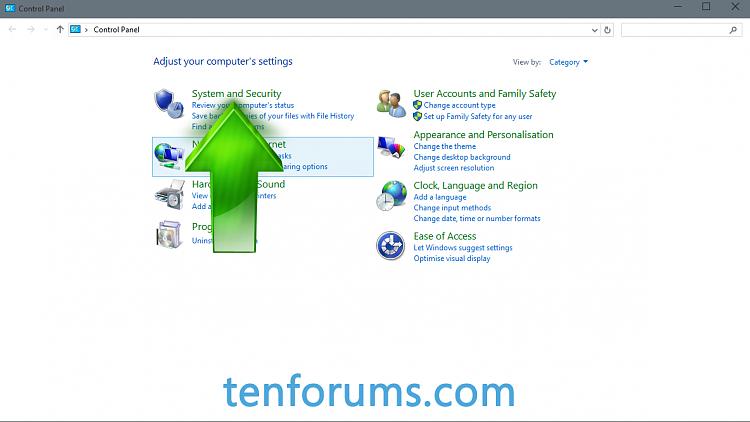 Configure Windows 10 to Create Minidump on BSOD-control-panel.png