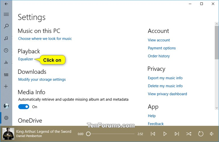 Use Equalizer in Groove Music app in Windows 10-groove_music_equalizer-2.jpg